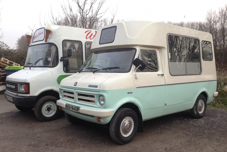 Ice Cream Van Conversions